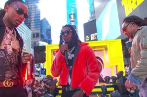 "Migos Perform ""Too Hotty"" On TRL Premiere (Video)"