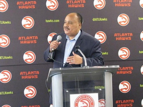 mlkhawks-500x375 True To Atlanta: Atlanta Hawks Players and Staff Kick Off the RISE Voter Registration Campaign