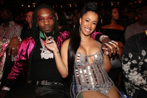 offset-cardi-b-bet-hha-500x334 Cardi B & Offset Make Up After Apparent Break Up!