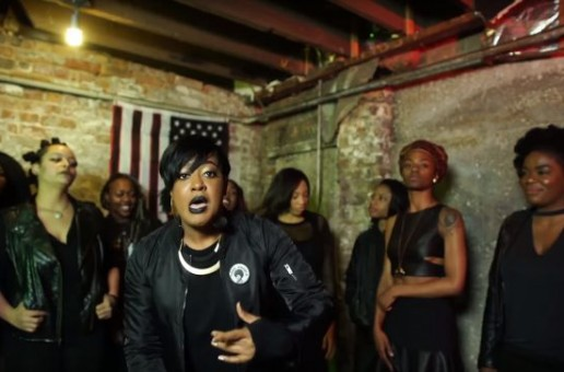 Rapsody – Power ft. Kendrick Lamar, Lance Skiiiwalker (Video)