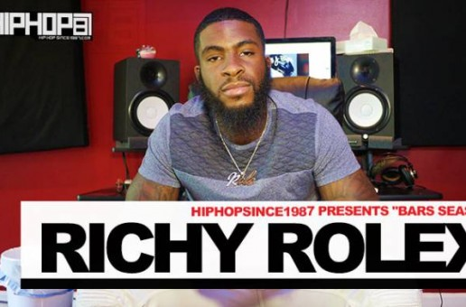 "HipHopSince1987 Presents ""Bars Season"" with Richy Rolex"
