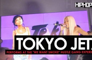 "Tokyo Jetz Performs at the ""Hustle Gang Takeover"" at The Gathering Spot in Atlanta (Video)"