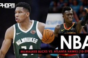 Young Bucks On The Rise: Giannis & the Bucks Pick Up a (117-106) Victory Over the Hawks (Milwaukee Bucks vs. Atlanta Hawks (10-29-17) (Recap)