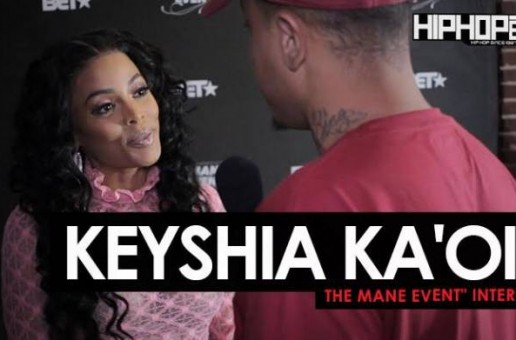"Keyshia Ka'oir Talks BET's ""Gucci Mane & Keyshia Ka'Oir: The Mane Event"", How Every King Needs A Strong Queen, KA'OIR Cosmetics & More (Video)"