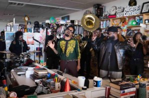 The Roots Tiny Desk Concert Debuts On NPR Music