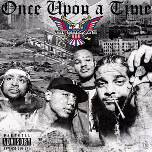Dipset-500x500 The Diplomats – Once Upon a Time