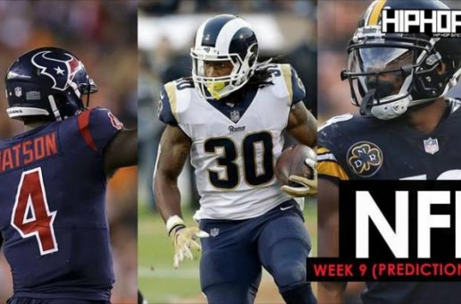 HHS1987's Terrell Thomas' 2017 NFL Week 9 (Predictions & Fantasy Sleepers)