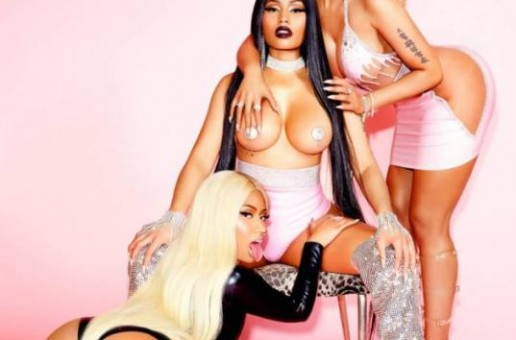Nicki Minaj Covers Paper Magazine