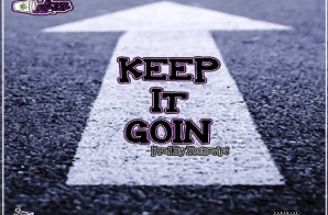 Breeze Barker – Keep Goin