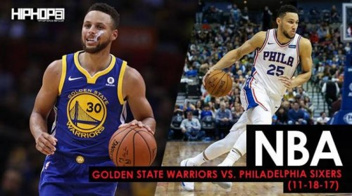 Sixers-Warriors-500x279 Tale Of Two Halves: Golden State Warriors vs. Philadelphia Sixers (11-18-17) (Recap)