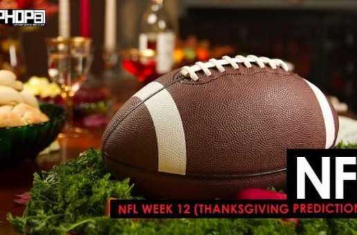 HH1987's Terrell Thomas' 2017 NFL Week 12 (Thanksgiving Predictions)