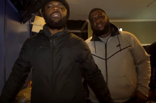 AR-AB & Lik Moss – Blood Brother (Dir. by 4k Lil & Prod. by Track Bullyz)