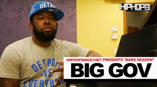 "big-gov-bars-season-500x279 HipHopSince1987 Presents ""Bars Season"" with Big Gov"