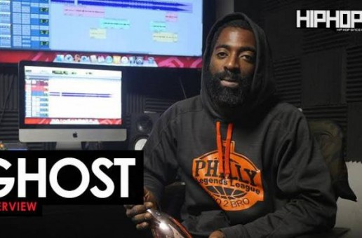Ghost Talks Upcoming Battle Vs. Facial Da Fever & Much More with HHS1987