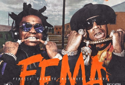 Kodak Black x Plies – F.E.M.A (Mixtape)