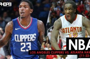 Clipped Wings: Los Angeles Clippers vs. Atlanta Hawks (11-22-17) (Recap)