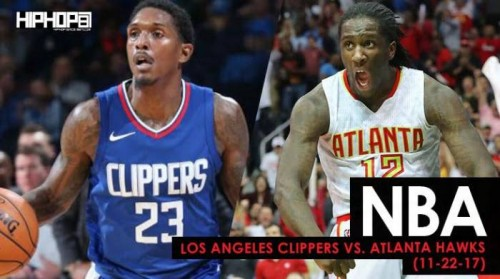 sixers-clippers-500x279 Clipped Wings: Los Angeles Clippers vs. Atlanta Hawks (11-22-17) (Recap)