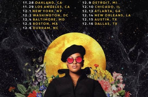 "Rapsody Announces North American ""Laila's Wisdom"" Tour!"