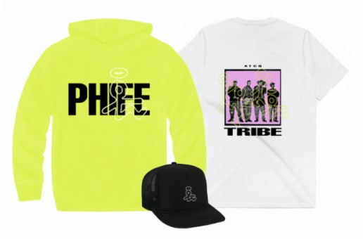Sony Music's The Thread Shop Launches A Tribe Called Quest Capsule Collection