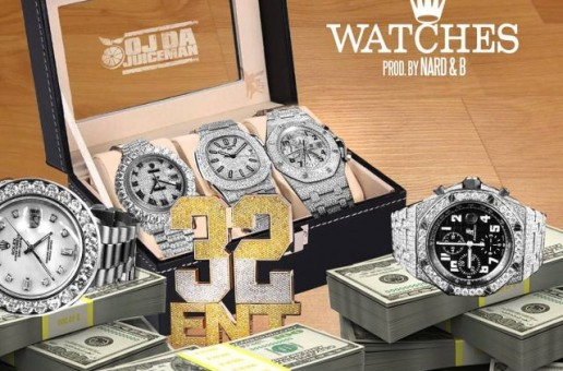 OJ Da Juiceman – Watches (Prod. By Nard & B)