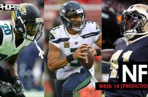 HHS1987's Terrell Thomas' 2017 NFL Week 14 (Predictions & Fantasy Sleepers)