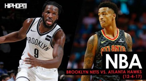 Nets-Hawks-dec-4th-500x279 Trading Places, Nets Bounce Back in ATL: Brooklyn Nets vs. Atlanta Hawks (12-4-17) (Recap)