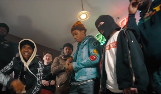 Lil Nizzy Feat. Reco Havoc – Pullin Up (Official Video)