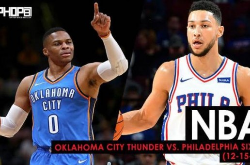 Triple Threat, Triple OT: Oklahoma City Thunder vs. Philadelphia Sixers (12-15-17) (Recap)