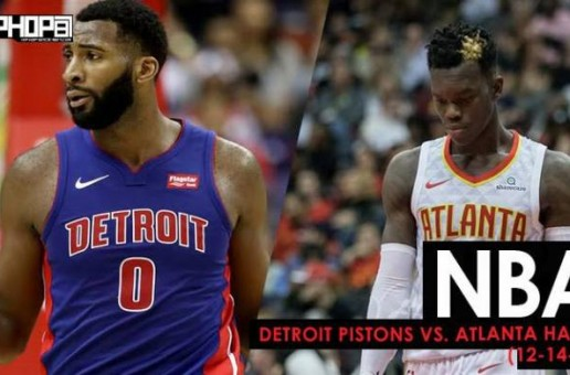 DRUMmond Roll Please: Detroit Pistons vs. Atlanta Hawks (12-14-17) (Recap)