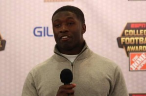 Georgia Bulldogs (LB) Roquan Smith Talks the Rose Bowl, Facing Oklahoma, Winning the Butkus Award, His Pregame Playlist & More (Video)