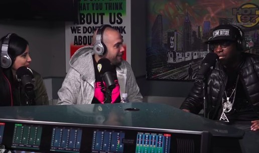 Uncle Murda Speaks on Mase/Cam'ron Beef on Ebro in the Morning (Video)