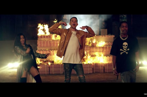 G-Eazy – No Limit (Remix) Ft. A$AP Rocky x Cardi B x French Montana x Juicy J & Belly (Video)