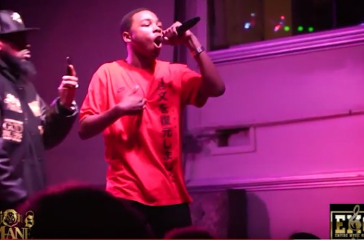 Young Prophit Performance! Behind the Scenes in Greensboro and Charlotte (Video)
