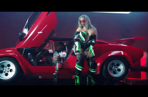 Migos – Motor Sport Ft. Cardi B x Nicki Minaj (Video)