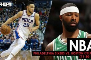 Too Much Uncle Drew: Philadelphia Sixers vs. Boston Celtics (11-30-17) (Recap)