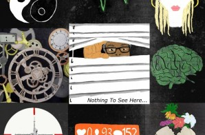 Spazzy D – Nothing To See Here (EP)