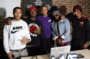 Uptown Sounds Own Anakin, D Bop'em, Band Gang Diego & BG Beezy Talk 'For The Low', Lou Williams, Atlanta's Culture, Their Favorite Air Jordan's & More on These Urban Times (Video)