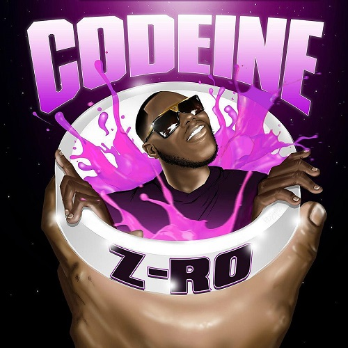 codeine Z-Ro - Codeine (Album Stream)