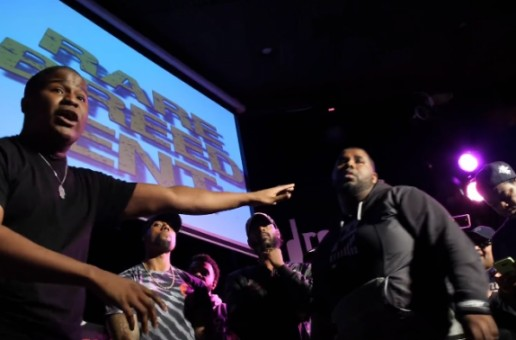 DNA VS BIG KANNON (KING OF REBUTTALS) Rap Battle – RBE (Video)