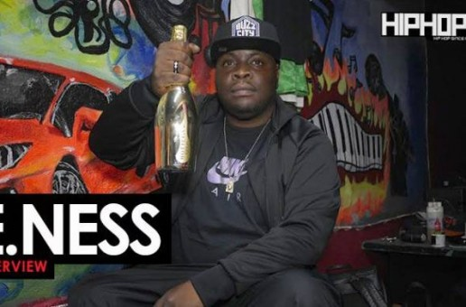 E.Ness Talks About his Battle Vs. Serius Jones & Much More with HHS1987