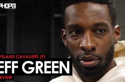 Cleveland Cavs Star Jeff Green Talks His Top 3 Jordan Releases of 2017, His Favorite Kicks To Wear on Court, the Cavs Streak & More with Terrell Thomas (Video)