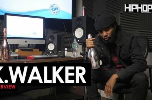 K.Walker – Getting Shot/No Thotties/F@#K my Babymom