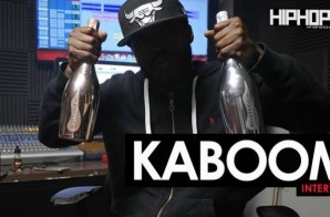 Kaboom Talks Upcoming Battle Vs. Cyssero & Much More with HHS1987