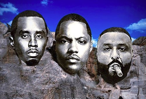 Ma$e – Rap Rushmore Ft. Puff Daddy x DJ Khaled