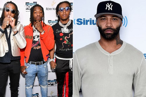 Migos Diss Joe Budden & He Responds! | Home of Hip Hop