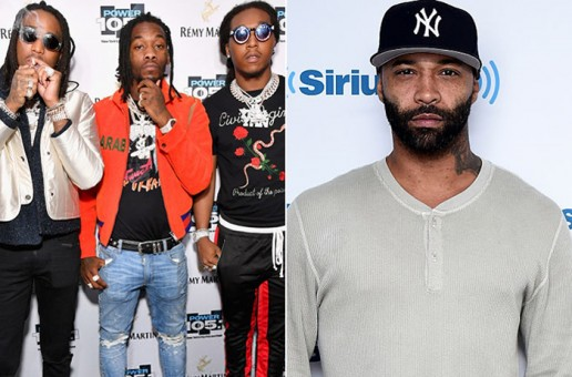 Migos Diss Joe Budden & He Responds!