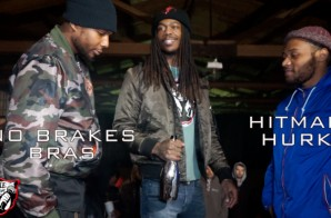 The Battle Academy Presents – No Brakes Bras (OBH) Vs. Hitman Hurk