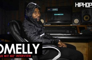 "Omelly Talks New Mixtape ""Walk With Me"", Meek Mill, & More with HHS1987"