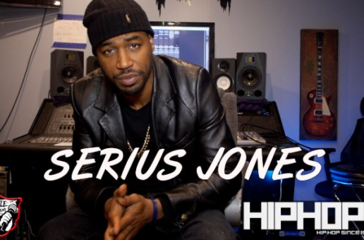 Serius Jones Talks Upcoming Battle Vs. E.Ness & Much More with HHS1987