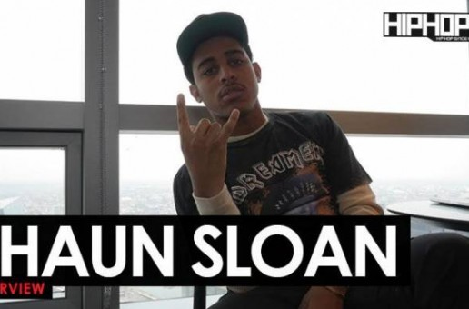 "Shaun Sloan Talks ""IV Reasons"" Project, DJ Mustard, YG, Sickle Cell, & more with HipHopSince1987"